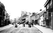 Barnstaple, Boutport Street 1906