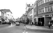 Barnstaple, Boutport Street c.1965