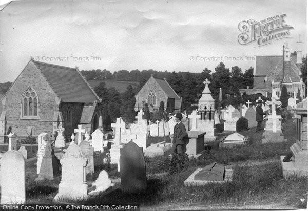 Barnstaple, Cemetery 1890