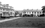 Barnstaple, Ebberly Lawn c.1950