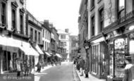 Barnstaple, High Street 1903