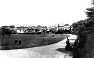 Barnstaple, Pilton Park 1903