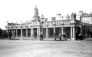 Barnstaple, Queen Anne's Walk 1894