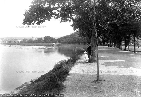 Barnstaple, Riverside 1912