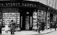 Barnstaple, Sydney Harper & Sons Printers, High Street 1919