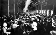 Barnstaple, The Pannier Market 1919