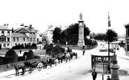 Barnstaple, The Square 1903