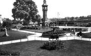 Barnstaple, The Square 1929
