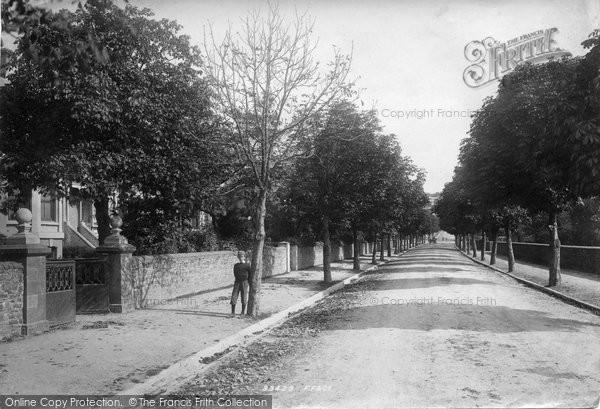Barnstaple, Victoria Road 1894
