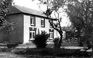 Barnston, Dale House c.1955