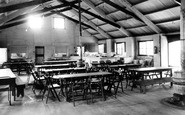 Barnston, the Dining Hall, Dale House Camp c1955