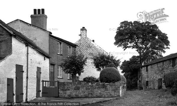 Photo of Barnston, Tree Cottage c1955