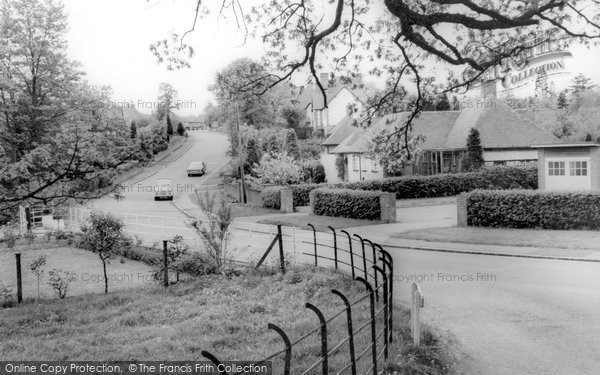 Barnt Green, Bittell Lane c.1965