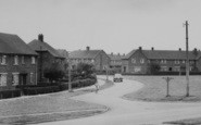 Barnton, Meadow Drive c.1960