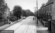 Barnton, Nursery Road, Residents c.1960