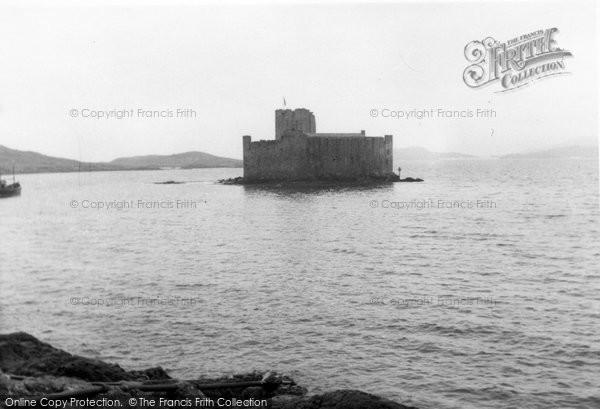 Barra, Kisimal Castle 1960