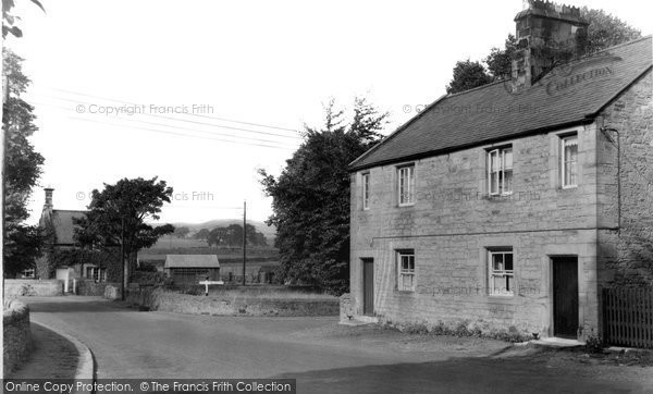 Barrasford, The Village c.1960
