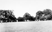 Barrington, Cricket Ground c.1955