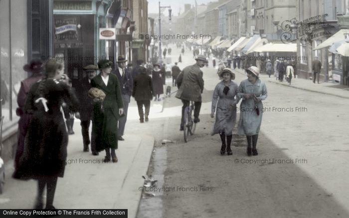 Barrow In Furness, 1918