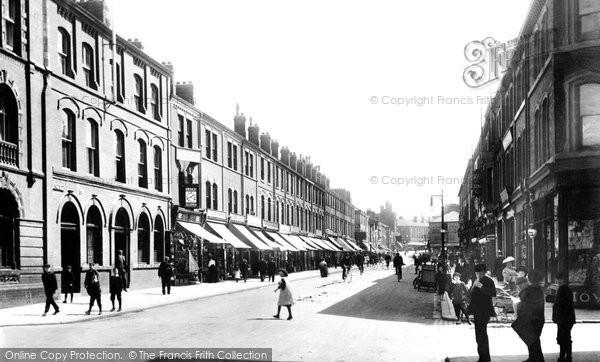 Barrow In Furness, Dalton Road 1908