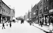 Barrow-In-Furness, Dalton Road 1912