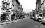 Barrow-In-Furness, Dalton Road c.1955
