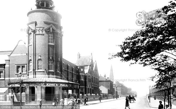 Barrow In Furness, King's Hall 1908