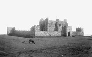 Barrow-In-Furness, Piel Castle 1893