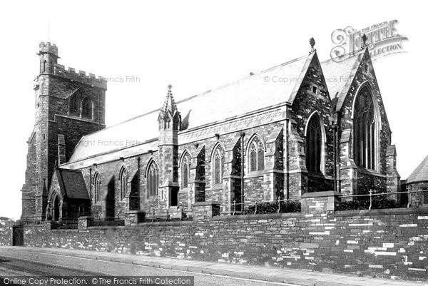 Barrow In Furness, St George's Church 1895