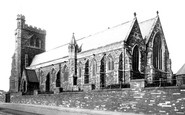 Barrow-In-Furness, St George's Church 1895