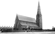 Barrow-In-Furness, St James Church 1895