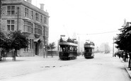 Barrow-In-Furness, Trams 1912
