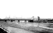 Barrow-In-Furness, Walney Bridge 1908