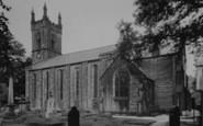 Barrowford, St Thomas Church 1950