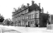 Barry, Barry Hotel, Broad Street 1899