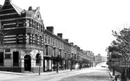 Barry, Broad Street 1899