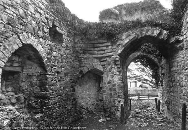 Barry, Castle 1910