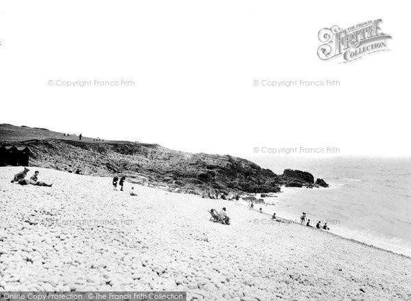Barry, Cold Knap Bay 1931