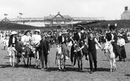 Barry Island, Donkey Rides 1910