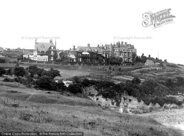 Photo of Barry Island, Redbrink Crescent 1925