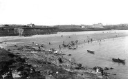 Barry Island, Whitmore Bay 1900