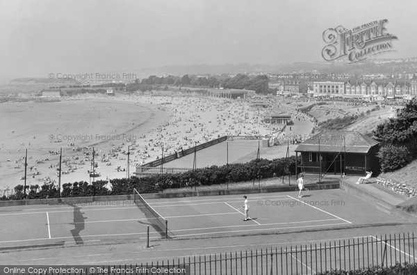 Barry Island, Whitmore Bay c.1960