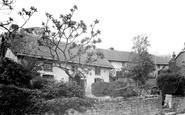 Barry, Old Cottages c.1960