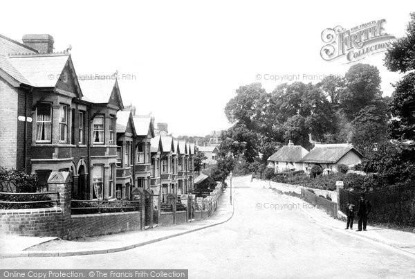 Barry, Old Village 1910