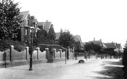 Barry, Park Road 1906