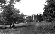 Barry, Porthkerry Railway Viaduct 1900