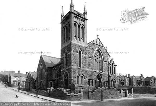Barry, Presbytarian Church 1899