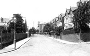 Barry, St Nicholas Road 1910