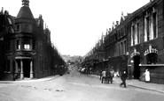 Barry, Thompson Street 1925