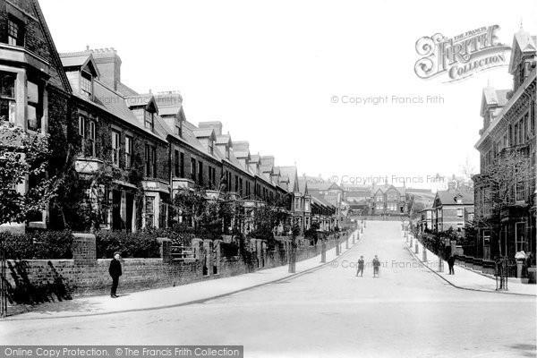 Barry, Windsor Road 1899